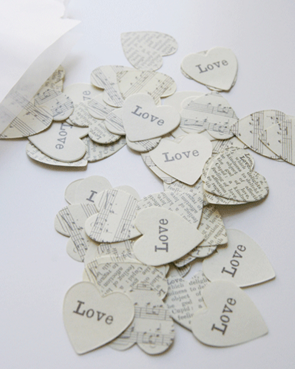 Alf Img Showing Gt Wedding Table Confetti