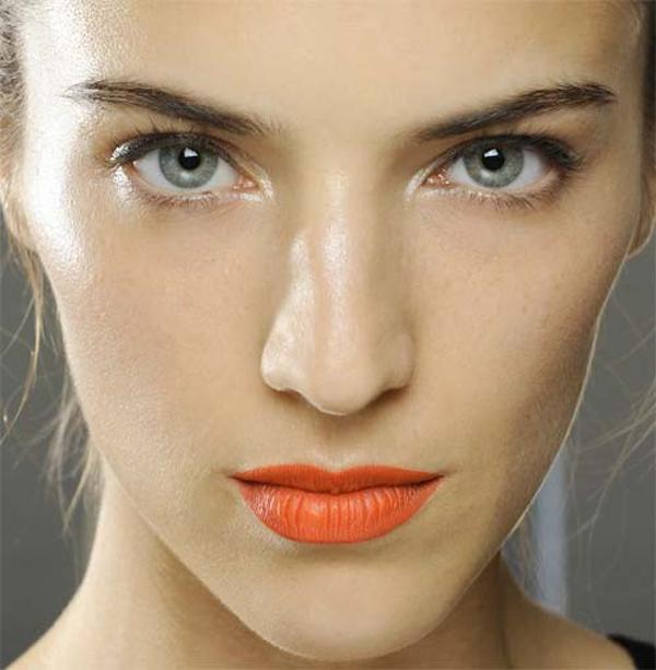 Orange lip1