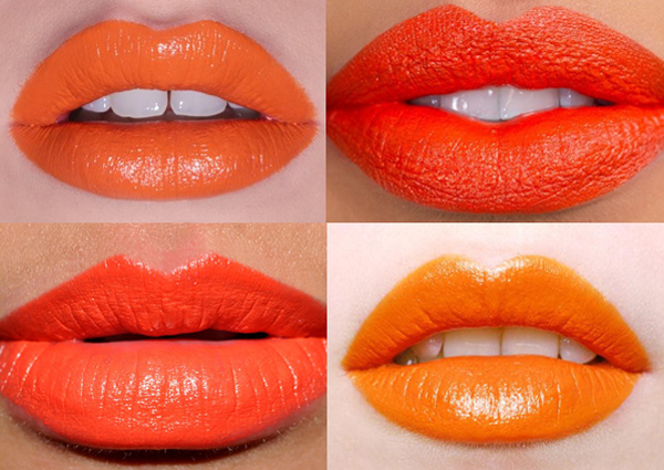 Orange lip5