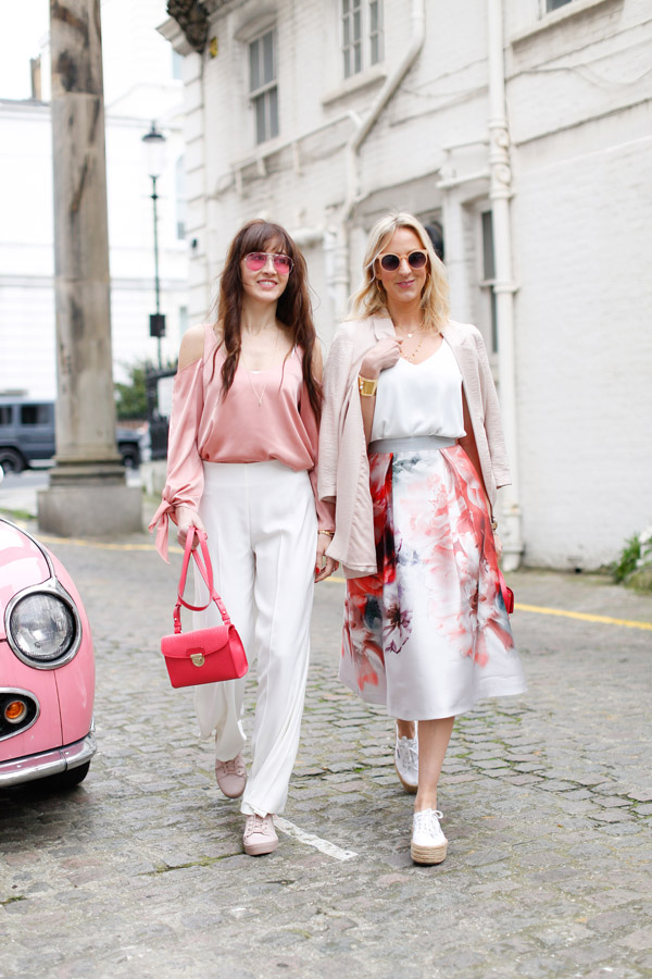 Belle & Bunty London Fashion Bloggers Designers Street style Wallis