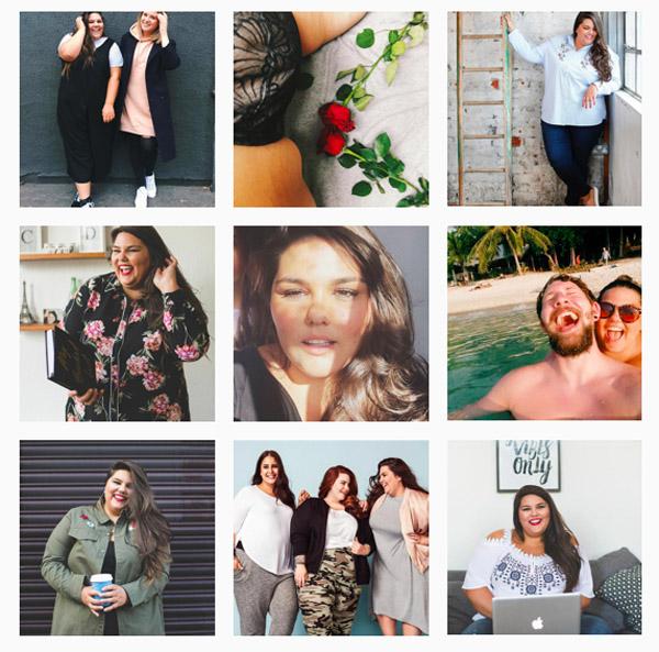 callie thorpe instagram fashion blogger london