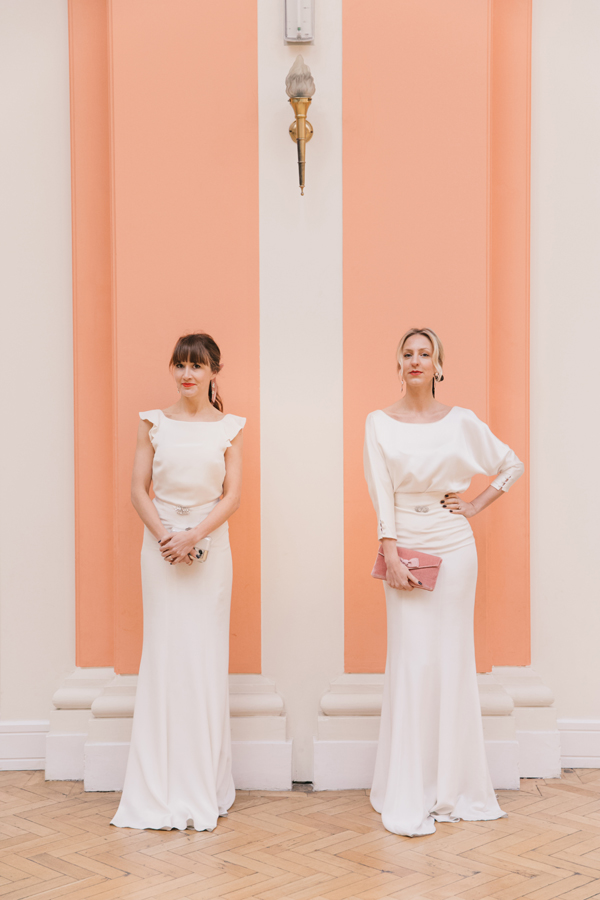 Belle & Bunty London Dune London bridal city wedding SS17 fashion bloggers