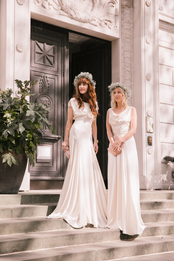 Belle & Bunty London Dune London bridal city wedding SS17 fashion bloggers
