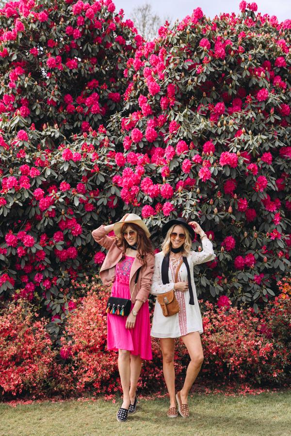 Belle & Bunty London for Matalan SS17 fashion bloggers festival party picnic Margarita Karenko