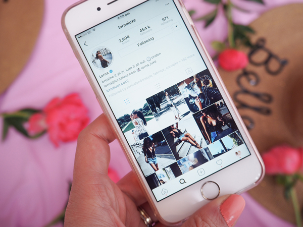 belle & bunty london fashion bloggers how to perfect an instagram photo lorna luxe
