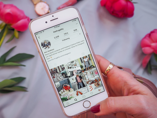 belle & bunty london fashion bloggers how to perfect an instagram photo