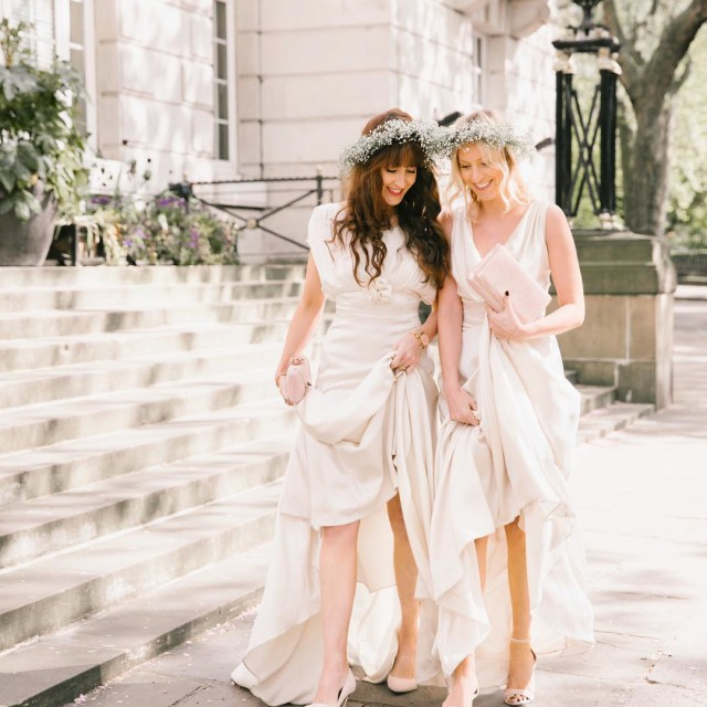 Lots of pretty city wedding inspo over on our bloghellip