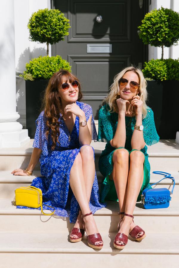 Belle & Bunty London for L.K.BENNETT The Season SS17 top london UK bloggers