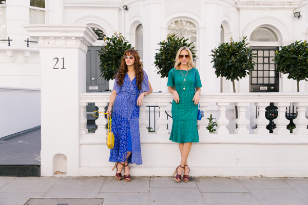 Belle & Bunty London for L.K.BENNETT The Season SS17 top london bloggers