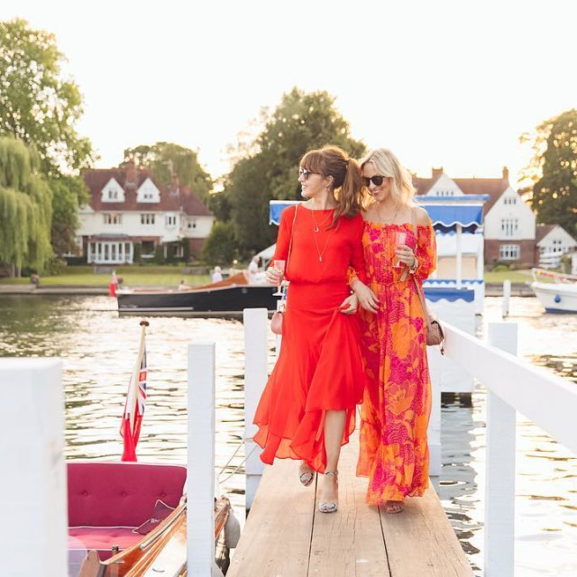 Walked the plank A thoroughly British affair at henleyfestival withhellip