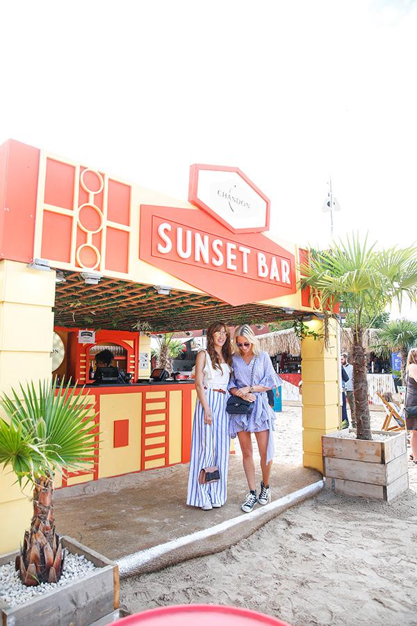 Belle & Bunty London Bloggers Brixton beach Chandon blog streetstyle20170804_0019