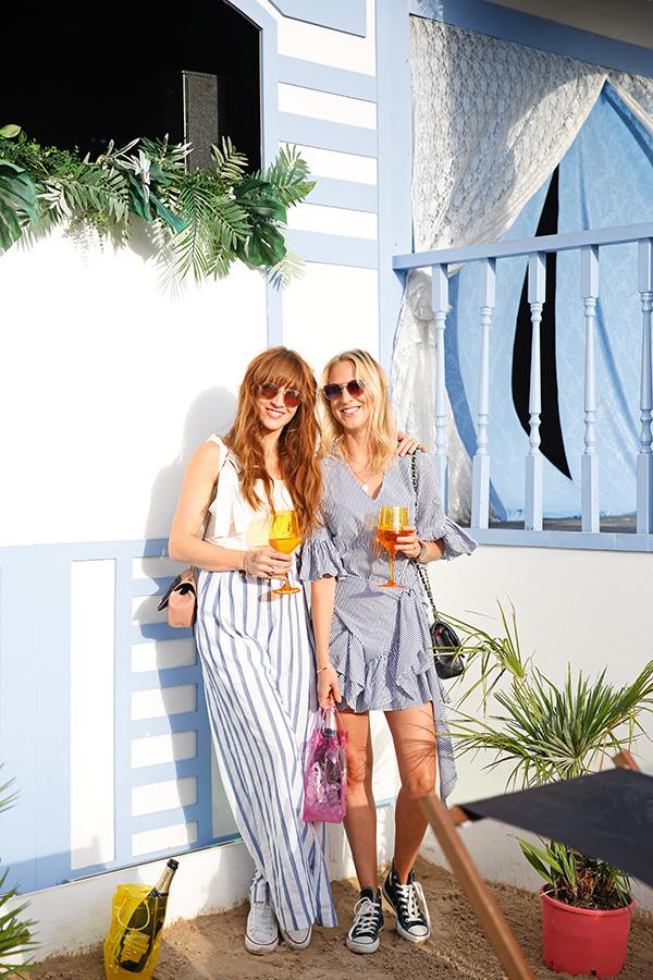 Belle & Bunty London Bloggers Brixton beach Chandon blog streetstyle20170804_0032