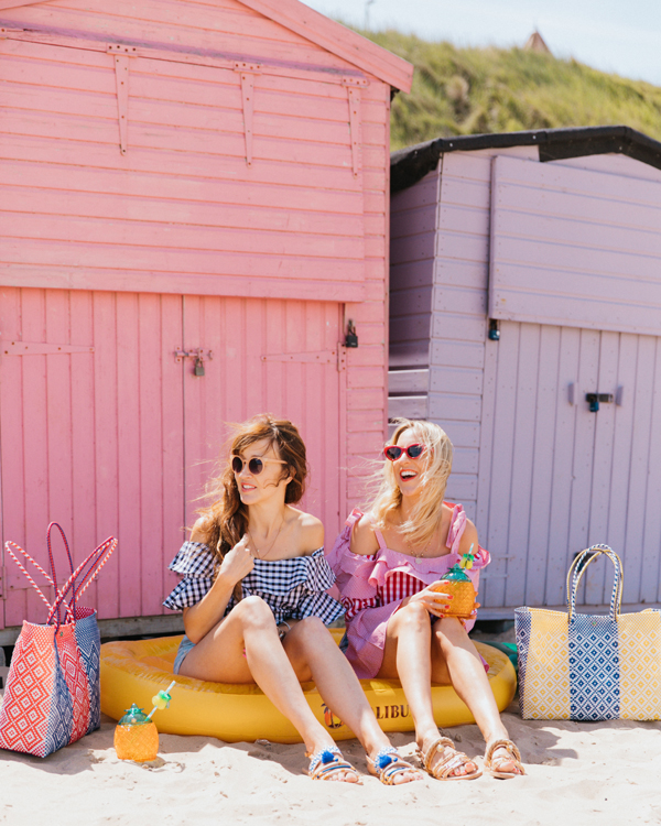 Belle & Bunty London Margate BEACH Summer Blog Shoot style fashion uk bloggers