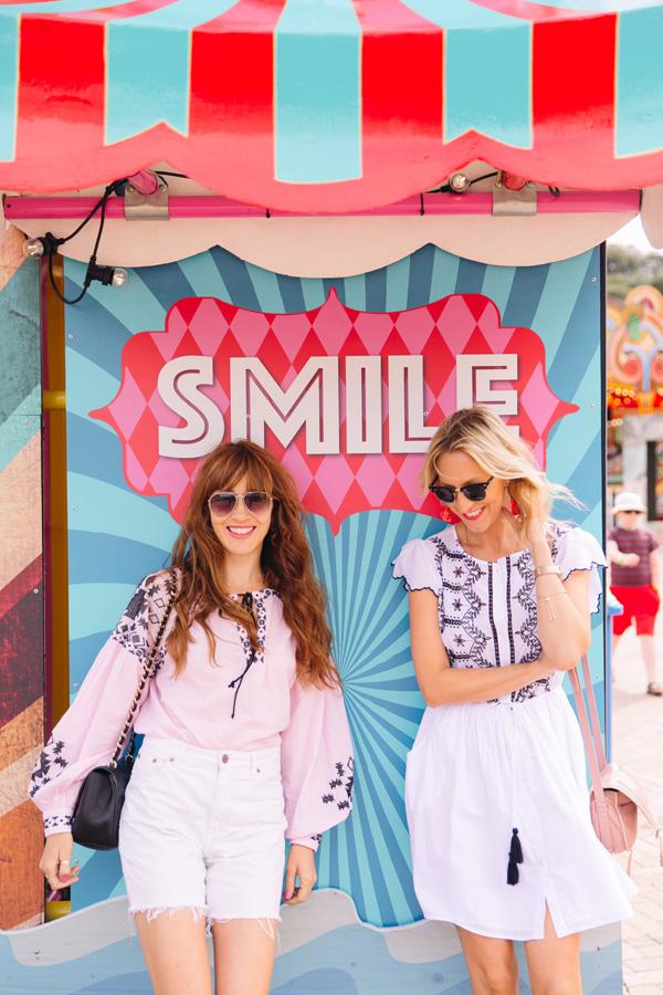 Belle & Bunty London Margate Dreamland Blog Shoot SS17 20170715_72