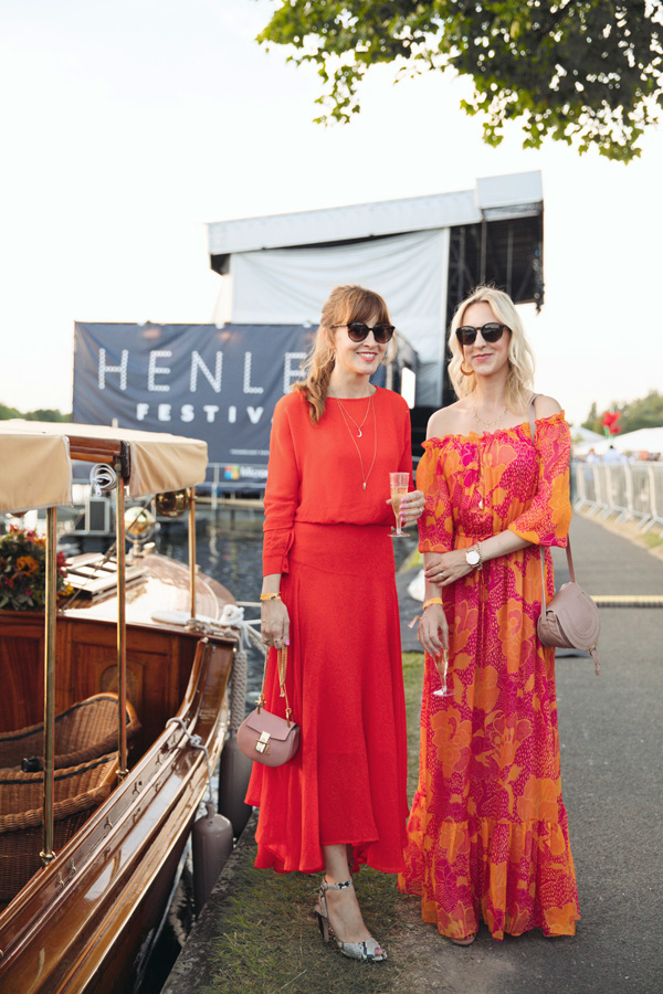 Belle & Bunty London with Bicester Village Henley Festival Blog Shoot SS17