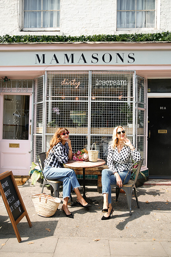 Belle & Bunty London Bloggers Streetstyle best coffeeshops