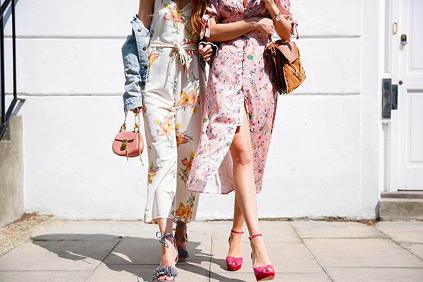 Belle & Bunty London Bloggers Topshop how to be a blogger streetstyle