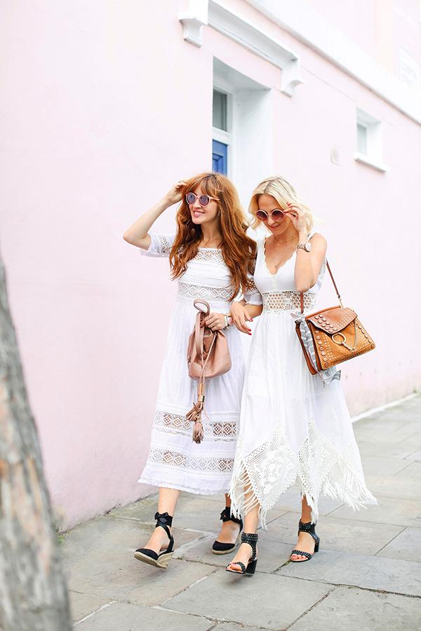 Belle & Bunty London Bloggers white dresses Summer blog streetstyle20170725_0049