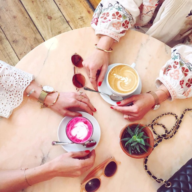 Want to know our current favourite 4 London instagrammable coffeeshops?!hellip