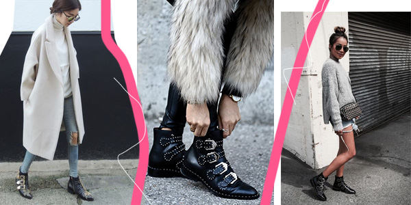inspo studded boots