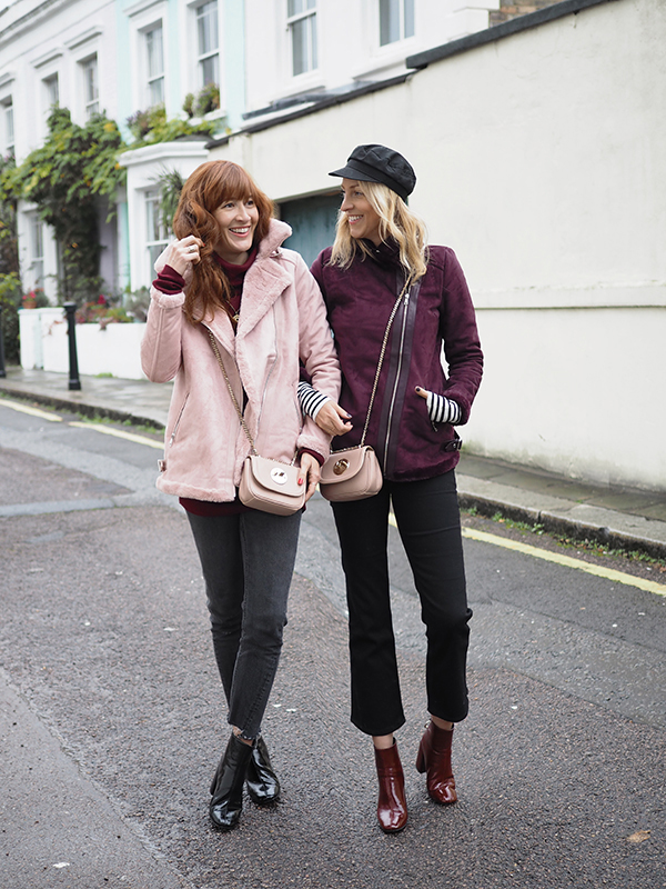 Belle & Bunny london fashion bloggers street style all about us