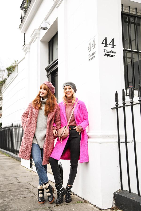 BelleBunty_SouthKensington pink coats winter inspiration-3033