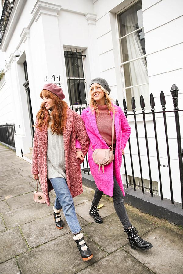 BelleBunty_SouthKensington pink coats winter inspiration-3065