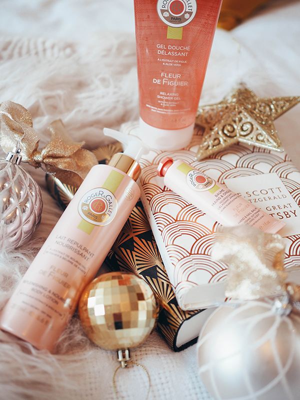 blog belle & bunty roger and gallet christmas pampering beauty gift ideas