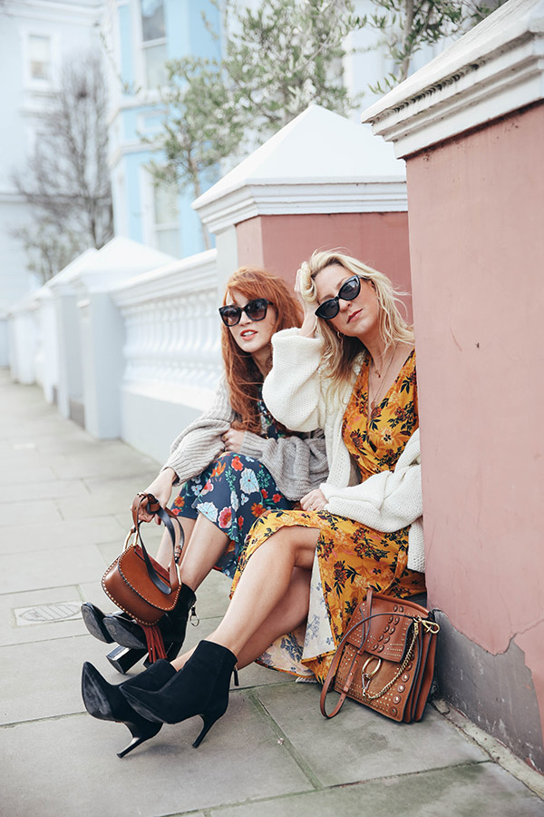 BELLE & BUNTY NOTTING HILL PINK HOUSE FASHION BLOGGER LONDON 17