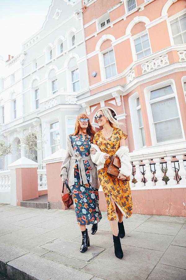 BELLE & BUNTY NOTTING HILL PINK HOUSE FASHION BLOGGER LONDON 3