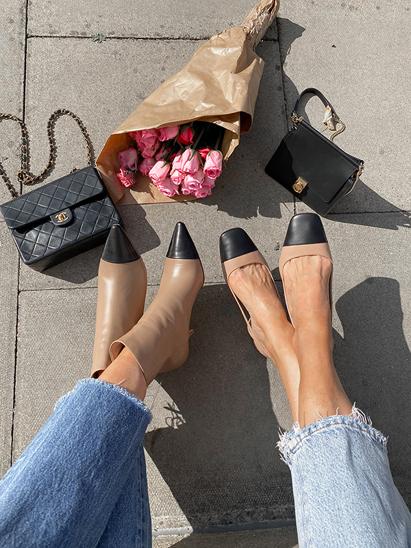 chanel dupe shoes